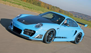 Techart Porsche 911 GTStreet RS front tracking