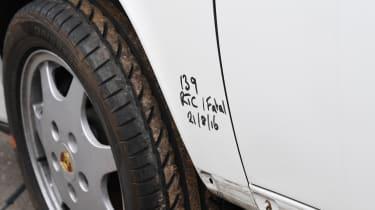 Porsche fatal accident