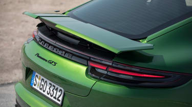 Porsche Panamera GTS - rear detail