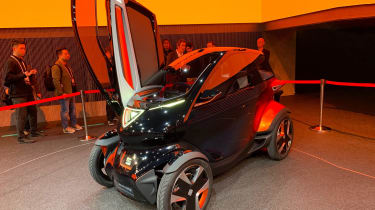 SEAT Minimo concept - front