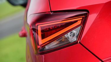 SEAT Ibiza - taillight