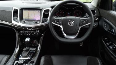 Vauxhall VXR8 GTS - interior