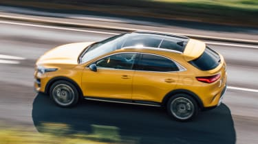 Kia XCeed 1.4 petrol - above