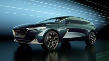 Lagonda SUV - best new cars 2022 and beyond