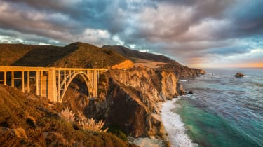 Pacific Coast Highway, California, USA