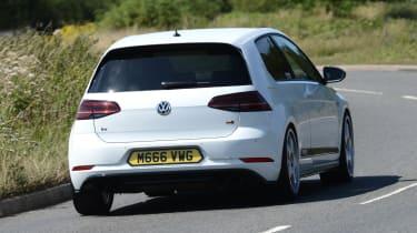 Mountune VW Golf R - rear cornering
