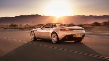 Aston Martin DB11 Volante - rear static