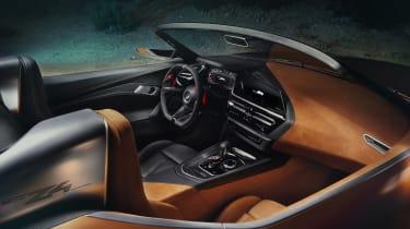 BMW Concept Z4 Studio - interior
