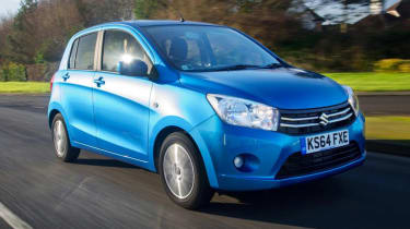 Suzuki Celerio - cheapest cars to run
