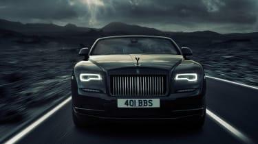 Rolls-Royce Dawn Black Badge - full front