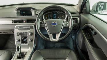 Used Volvo V70 - dash