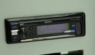 Kenwood DAB radio