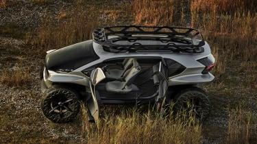 Audi AI:TRAIL concept - side