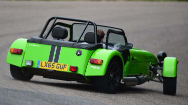 Long-term test review: Caterham 310S - drift 2