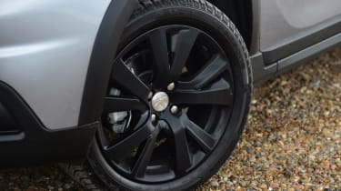 Peugeot 2008 - alloy wheel