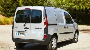 Renault Kangoo Z.E. - rear static