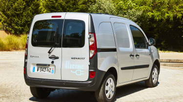 Renault Kangoo Z.E. - rear static