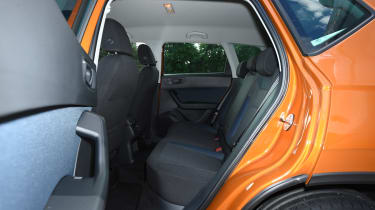 SEAT Ateca First Edition - rear seats