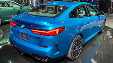 BMW 2 Series Gran Coupe - Los Angeles rear
