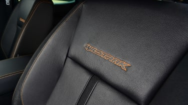 Ford Ranger Wildtrack long termer - first report seat detail