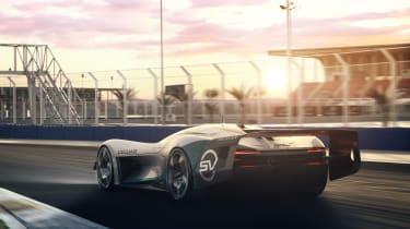 Jaguar Vision Gran Turismo SV official