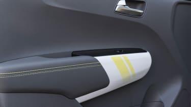 Kia Picanto X-Line - door detail