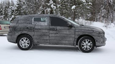 Renault Koleos spies 6