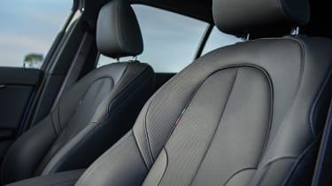 BMW 1 Series - seats