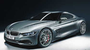 BMW 6 Series exclusive image - front