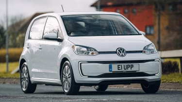 Volkswagen e-up! - best small electric cars