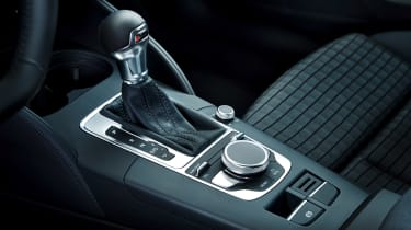 Audi A3 Sportback - centre console