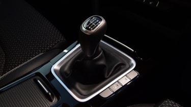 Kia XCeed - gear lever