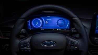 Ford Fiesta facelift - dials