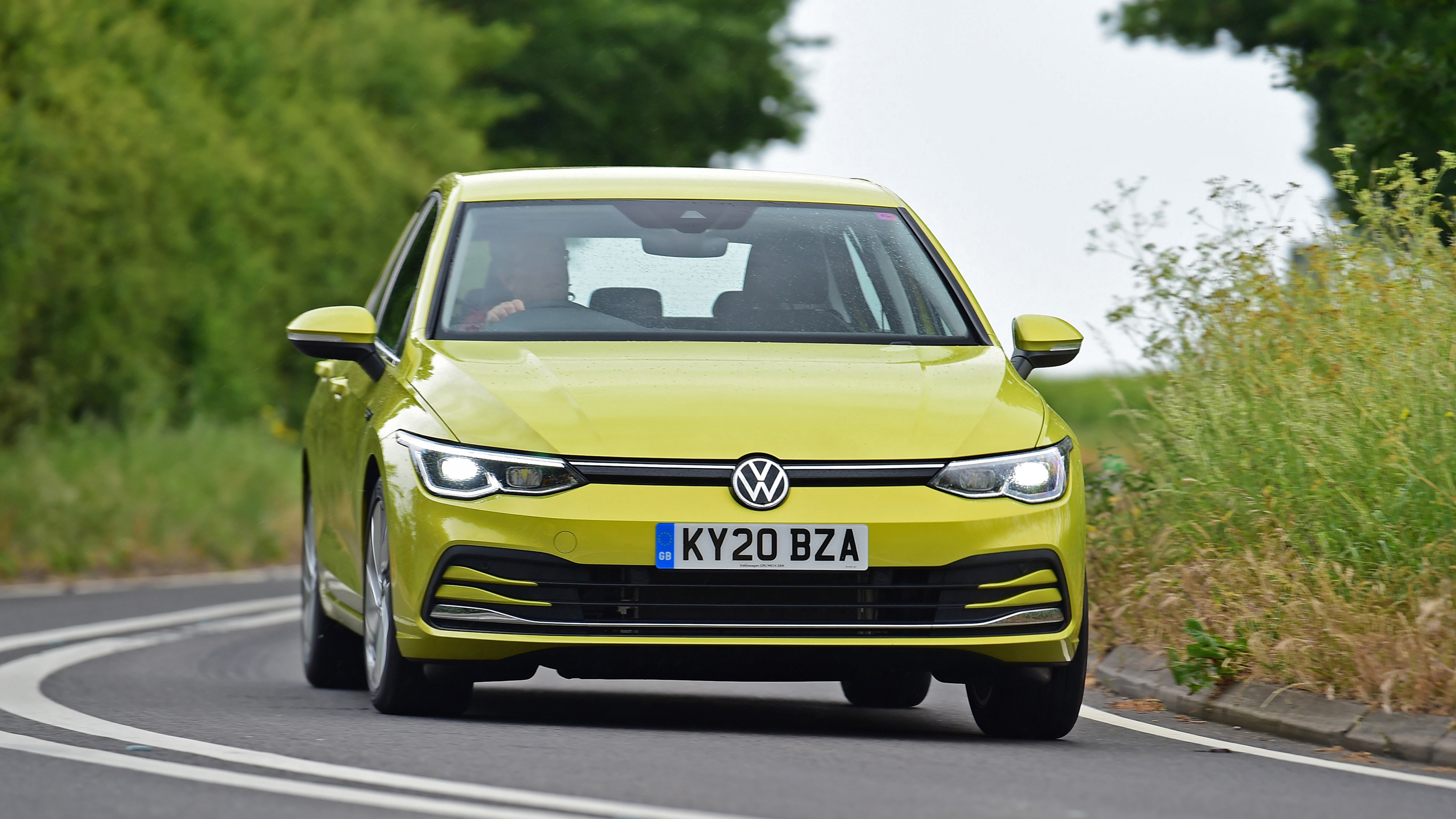 Volkswagen Golf Review Auto Express