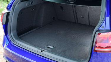 For just £695 over the hatch, the Estate gains a 605-litre boot.
