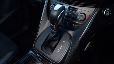 Ford Kuga - centre console