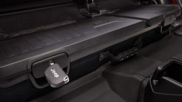 Jeep Gladiator - key
