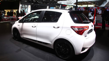 Toyota Yaris GR Sport - Paris rear