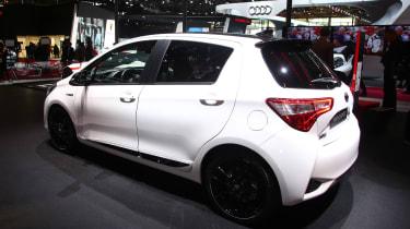 Toyota Yaris GR Sport - Paris rear
