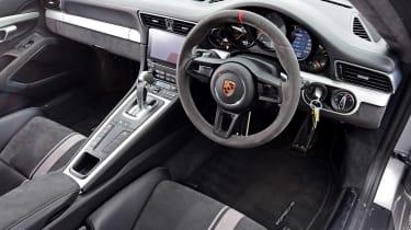 Porsche 911 GT3 - dash
