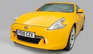 Nissan 370Z front
