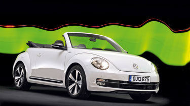 Volkswagen Beetle best convertible