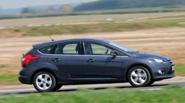 Ford Focus ECOnetic panning