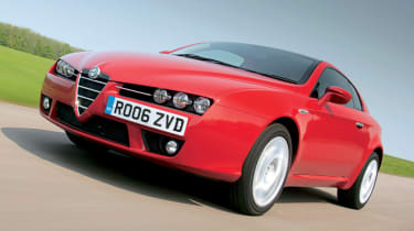 Best cars under £2,000 - Alfa Romeo Brera