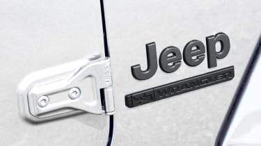 Jeep 80th Anniversary - badge