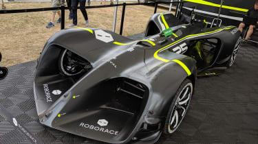 Roborace autonomous car