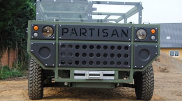 New Partisan One - front