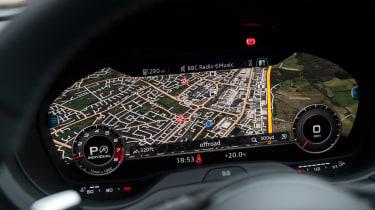 Audi RS 3 - Virtual Cockpit