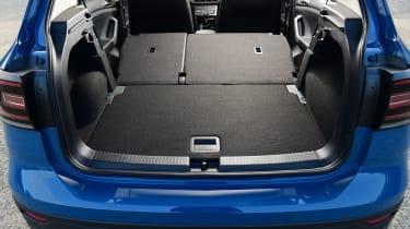 Volkswagen T-Cross - boot