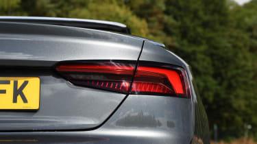 Audi S5 Cabriolet - taillight
